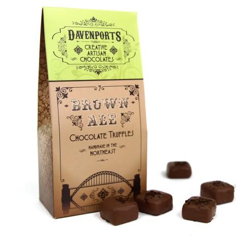 Brown Ale Truffles