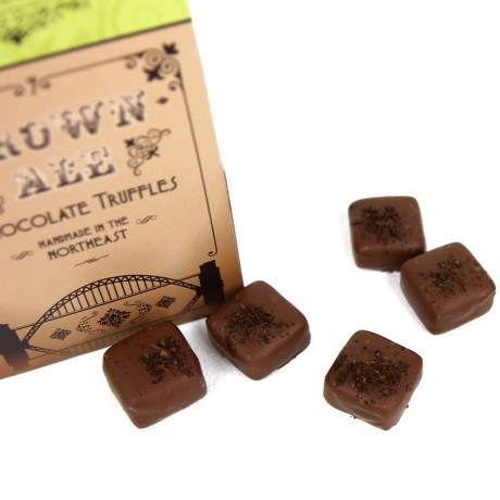 Brown Ale Truffles