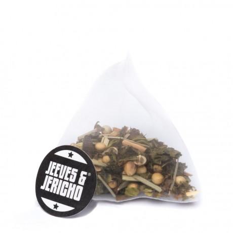 Pyramid teabag
