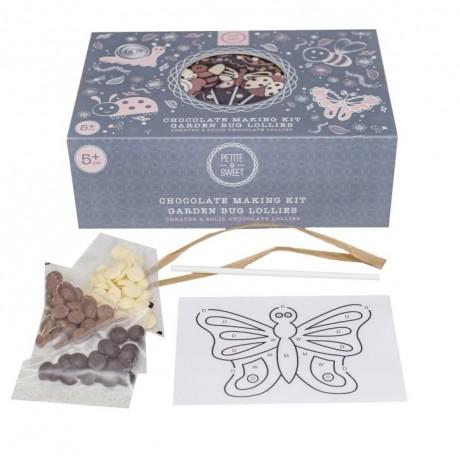 Garden Bug Chocolate Lolly Kit
