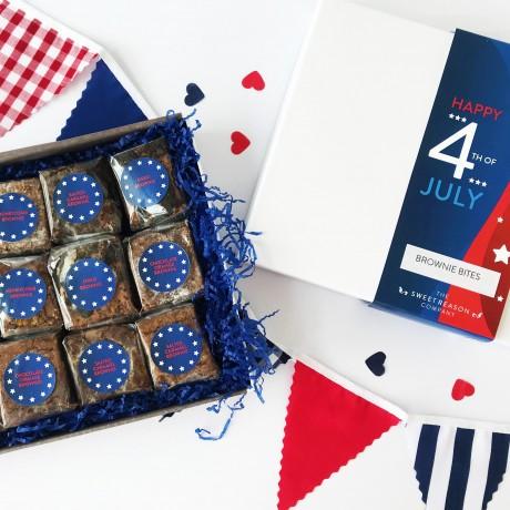The Royal Wedding Indulgent Brownie Gift Box (Gluten Free) [CLONE]