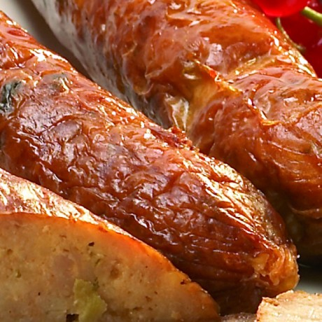 Black Mountains Smokery Smoked Welsh Dragon Pork Sausage