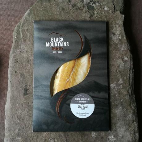 Black Mountains Smokery Oak Smoked Sea Bass