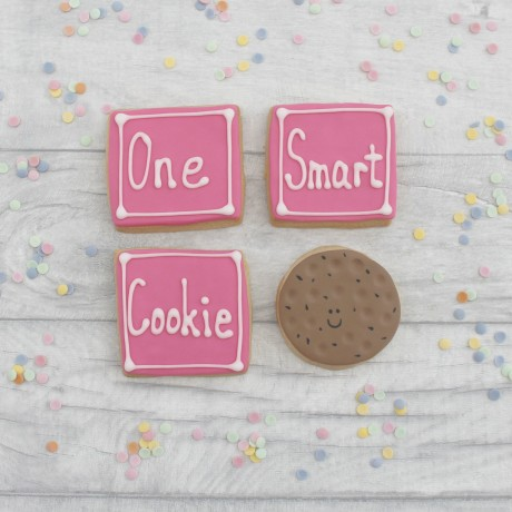 One Smart Cookie congratulations gift