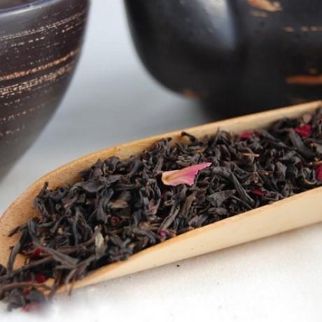 Chocolate Rose Delight Loose Leaf Tea