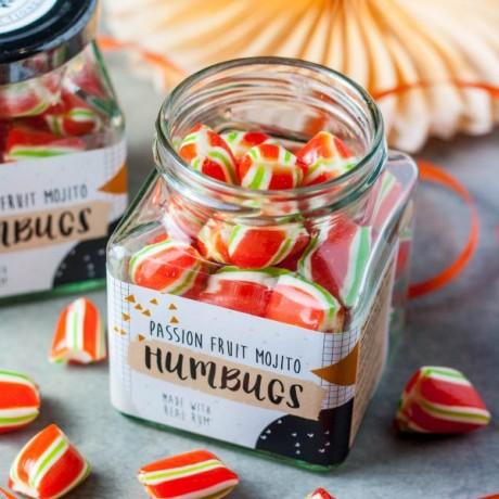 Passion Fruit Mojito Humbug Candy