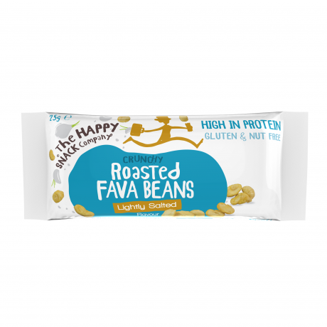 Lightly Salted Roasted Fava Beans Multipack