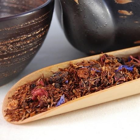 Blueberry Bang Rooibos Loose Leaf Tea