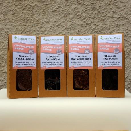 Chocolate Caramel Rooibos Loose Leaf Tea