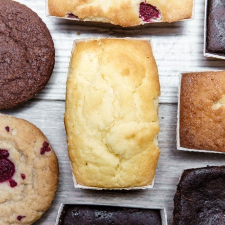 Gluten Free Cake Selection