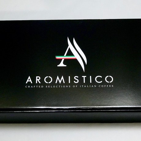 Aromistico Coffee Whole Beans Variety Luxury Gift Box