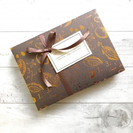 24carat Gold Tea Set - Dairy Free Chocolate