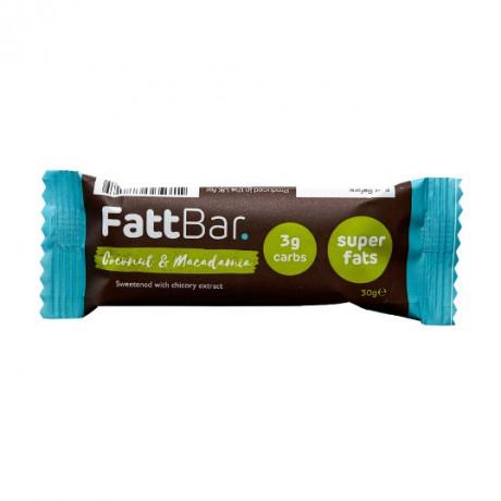 Super Fat Bar with Coconut & Macadamia