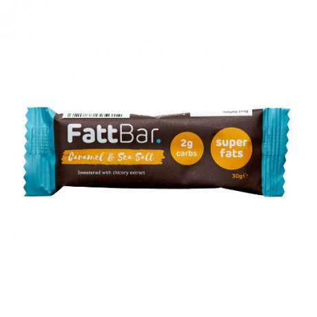 Super Fat Bar with Caramel & Sea Salt