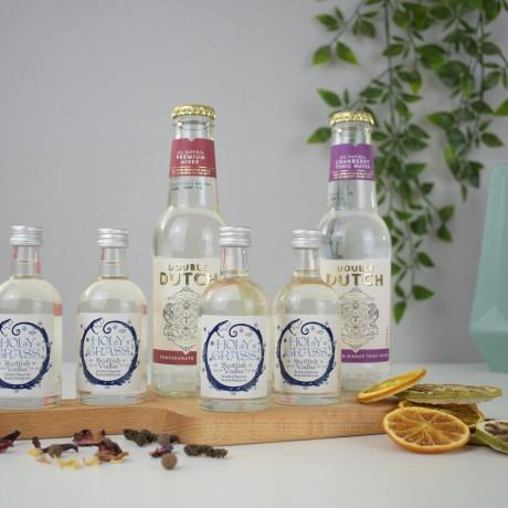 Scottish Holy Grass Vodka Tasting Set