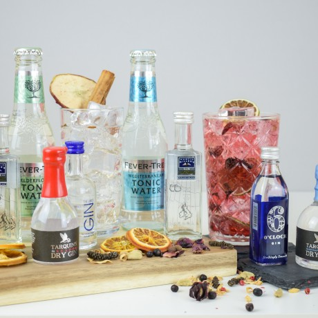 English Gin Discovery Set