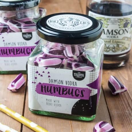 Winter Liqueur Candy Gift Set