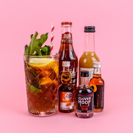 Cloven Hoof Spiced Rum Cocktail Kit