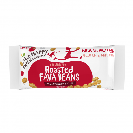 Roasted Fava Bean & Chickpea Healthy Snacks Variety Case