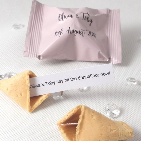 Personalised Fortune Cookies