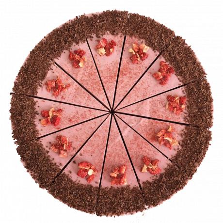 Strawberry Raw Cake