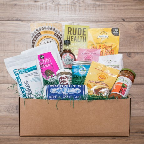The Runner Bean Healthy Hamper
