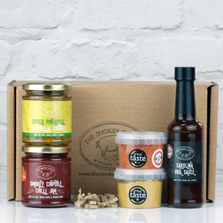Award Winners Sauce & Spice Gift Box