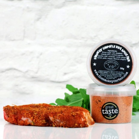 Great Taste Awards Winners Sauces & Spices Gift Set
