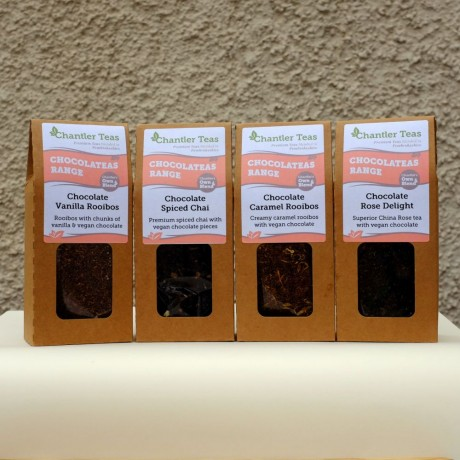 Chocolate Flavoured Loose Leaf Teas Set