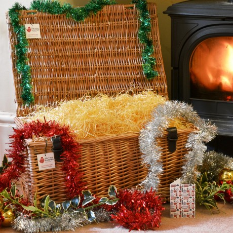 Christmas Banquet Hamper - Packaging