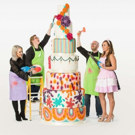 Channel 4's Extreme Cake Makers