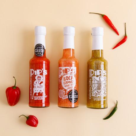 Nagatropolis Extra Hot Sauce