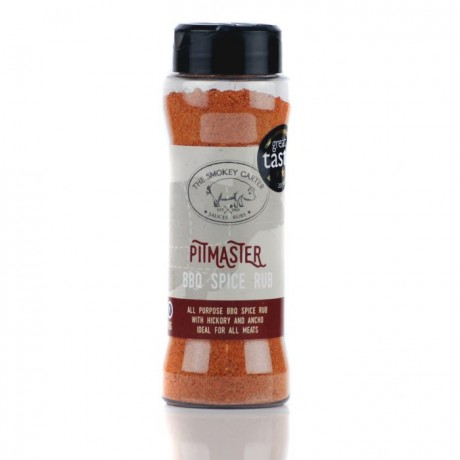 Great Taste Award Winning BBQ Rub Shaker Bundle Set