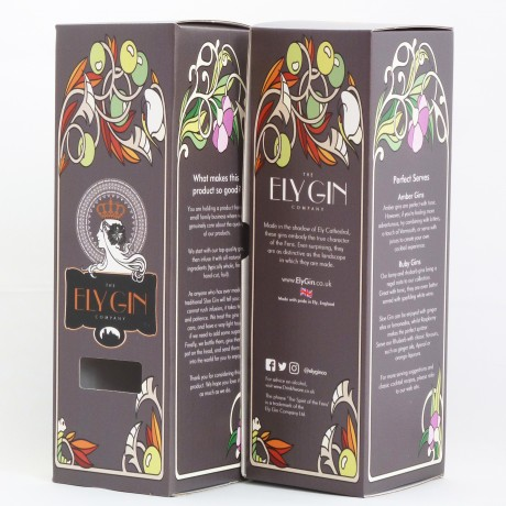 Ely Gin 500ml Presentation Box