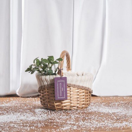 There's Snow Place Like Home Christmas Basket