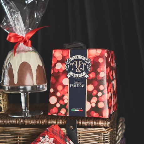 The Taittinger and Treats Christmas Hamper