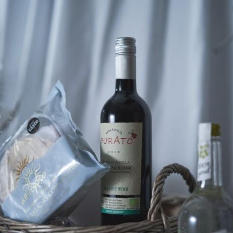 Jack Frost Luxury Christmas Basket
