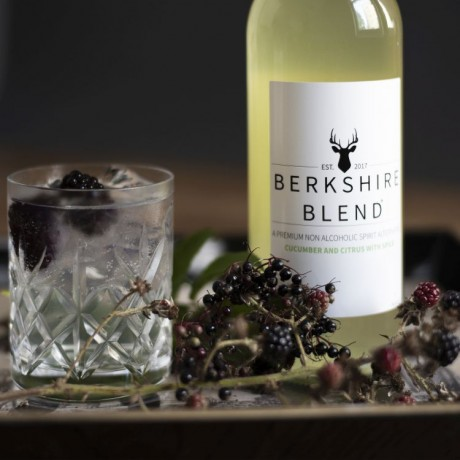 Berkshire Blend Premium Non-Alcoholic Spirit Alternative