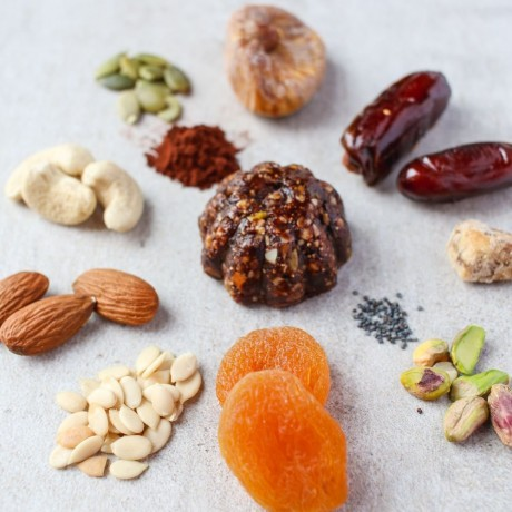 Indulgent Orange Cocoa Superfood Energy Balls