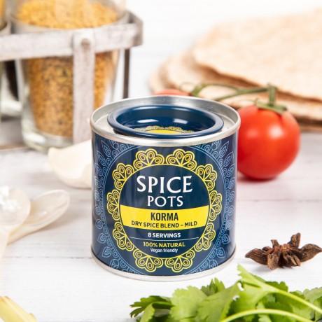 Mild Korma Curry Powder