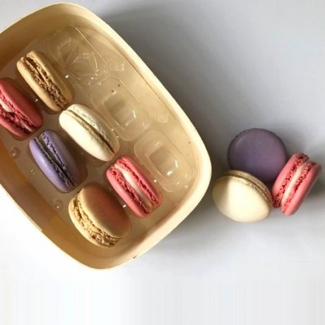 Macarons Floral Range Selection Box