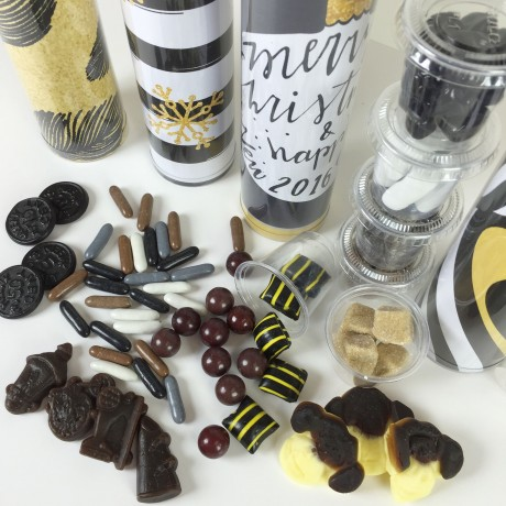 Cocoapod Liquorice Lots of Pots Advent Calendar