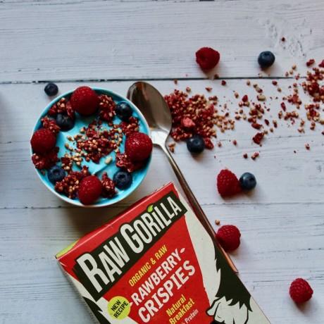 Organic Raw Breakfast Granola & Crispies Taster Pack