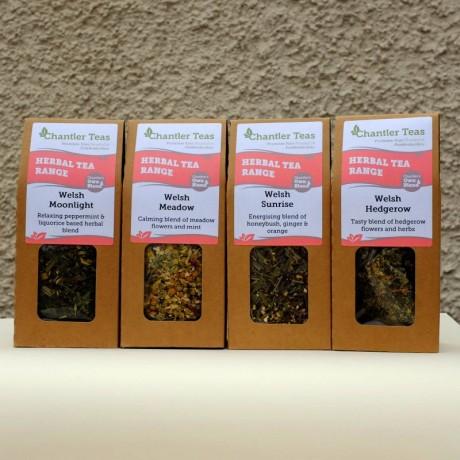 Herbal Tea Loose Leaf Teas Set