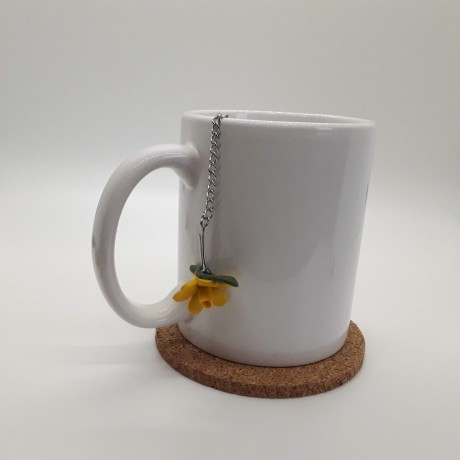 Daffodil Tea Infuser Mesh Ball