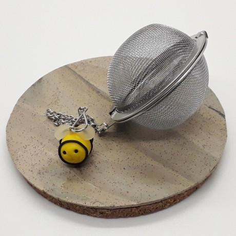 Bee Mesh ball tea infuser