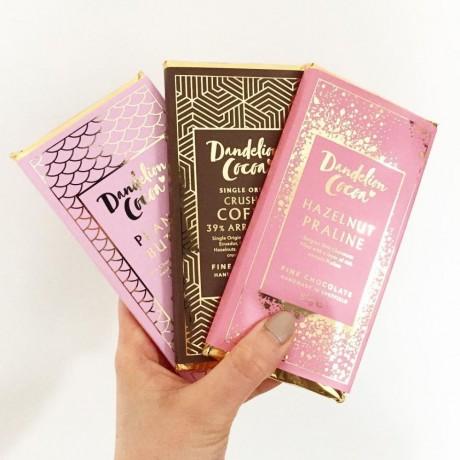 Couple's Luxury Chocolate Gift Set