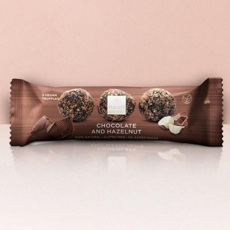 Hazelnut Vegan Healthy Balls (Pack of 3 balls)