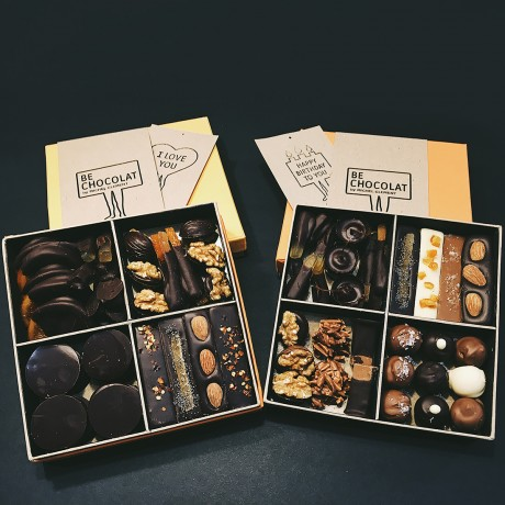 Handmade Chocolate Deluxe Box