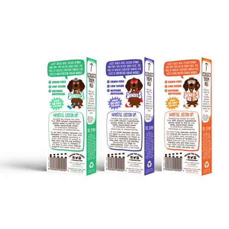 Dog Chews Pet Food Taster Box